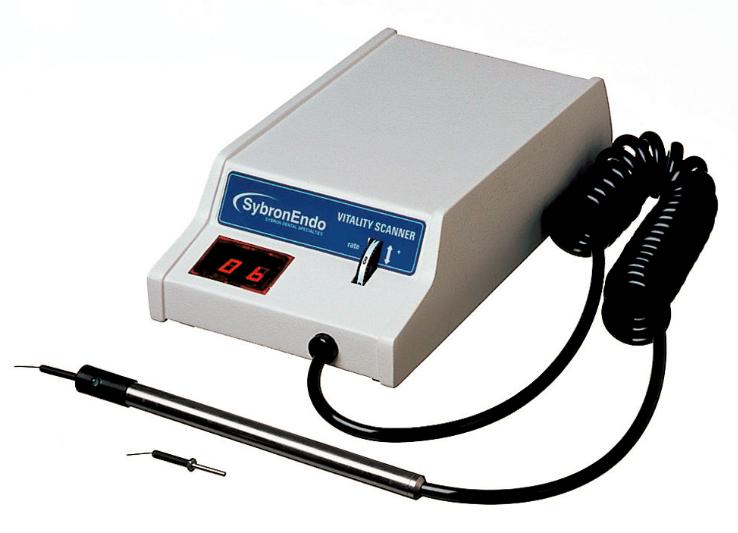 電気歯髄診断器