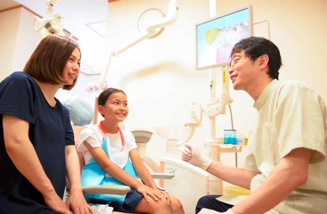 小児歯科に関するご質問