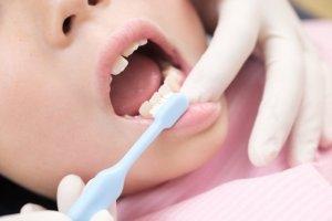 お子様の歯とお口の健康をサポート