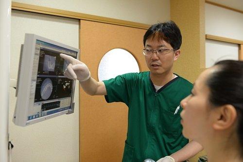最先端治療で虫歯・歯周病予防
